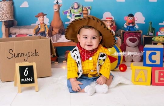 Woody (Toy Story) 1